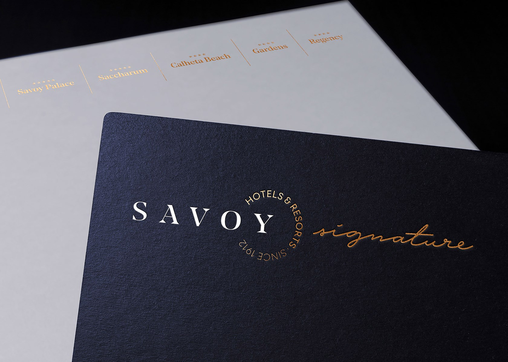 SAVOY Signature — 