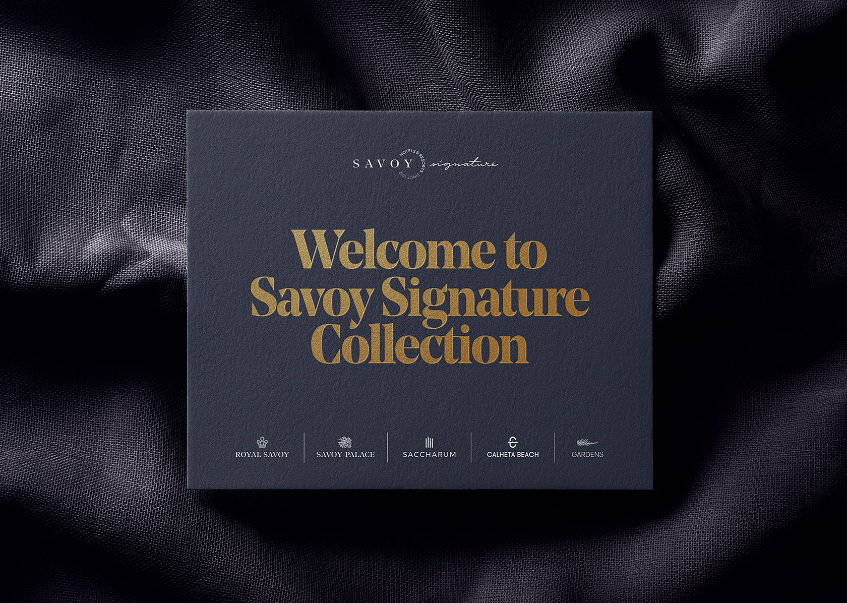Moving businesses & brands forward - the Savoy Signature case study
