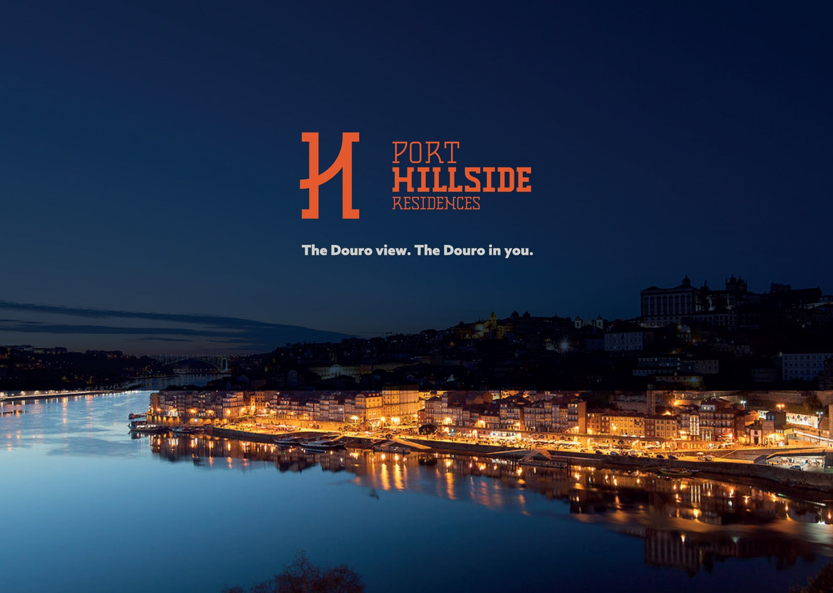 Port Hillside — Branding with a view